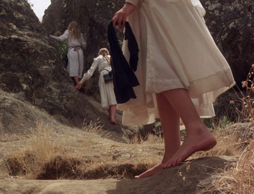 PICNIC AT HANGING ROCK EN
